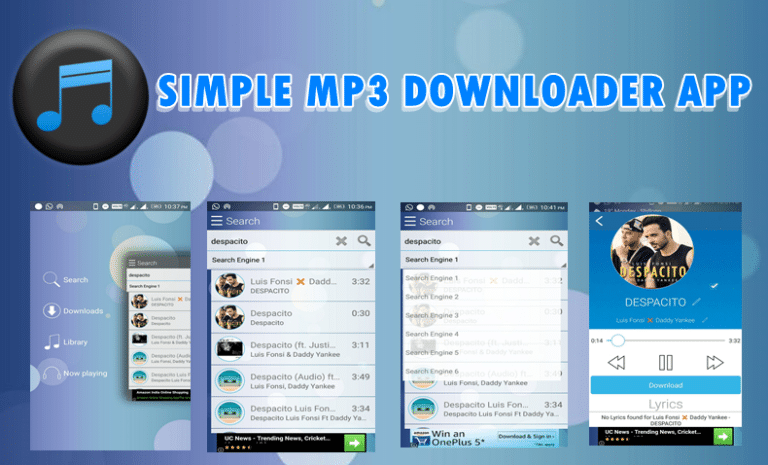 Simple mp3 downloader download for pc free.