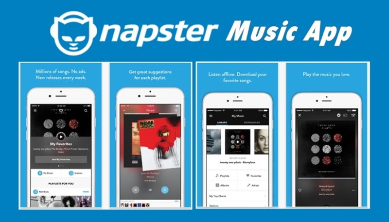 Napster Music App Free Download for Android & iOS