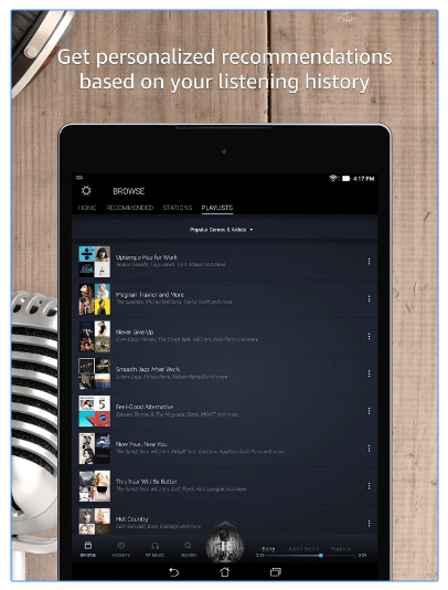 amazon music download apk