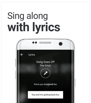 deezer song lyrics