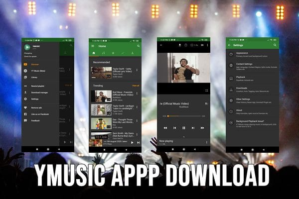 download ymusic app for android